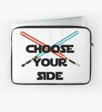 Choose A Side Laptop Sleeve
