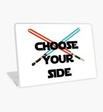 Choose A Side Laptop Skin