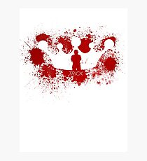 Trick The Blood King, Lost Girl Photographic Print