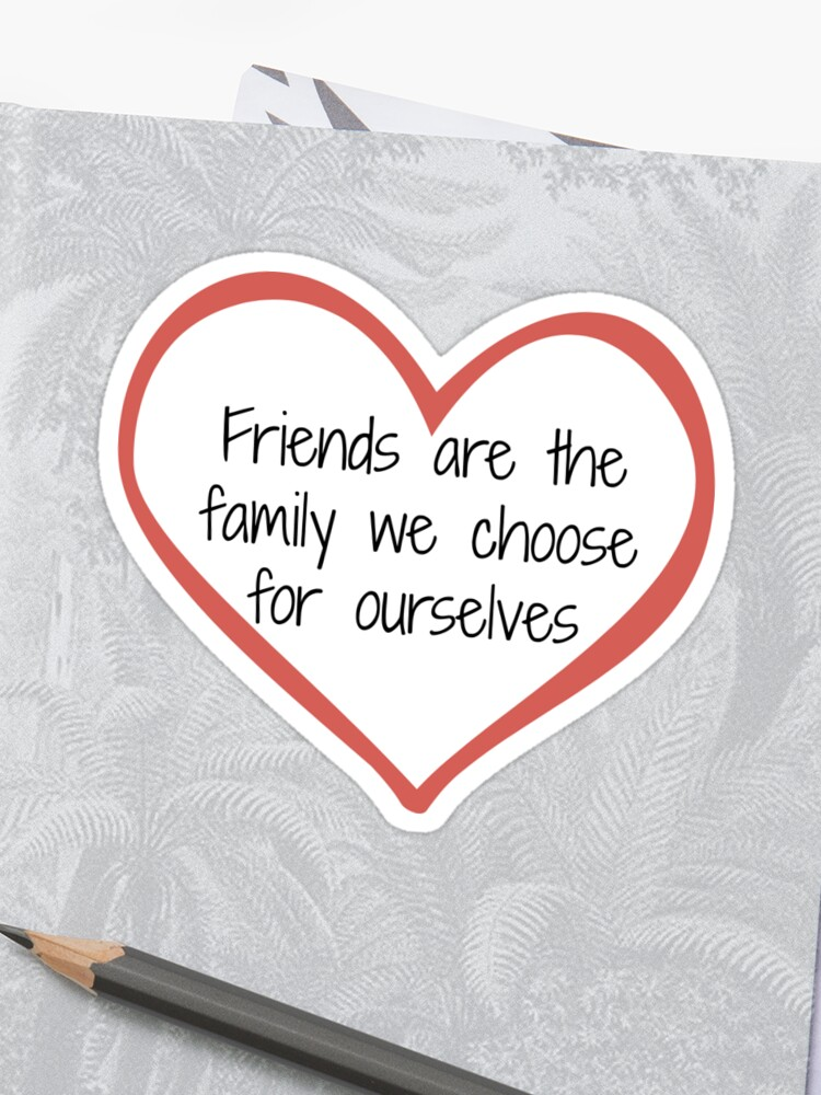 Best Friends Quote Sticker By Inspoalamode Redbubble