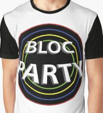Bloc Party Graphic T-Shirt