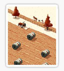 Fruitful Farming Sticker