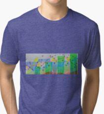 Squared  Tri-blend T-Shirt