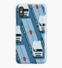 Tiny Delivery iPhone Case