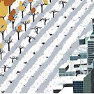 Urbanisation by Sam Brewster