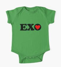 ♥♫I Love EXO Fabulous K-Pop Clothes & Stickers♪♥ Kids Clothes