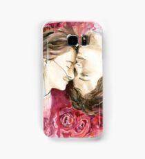Hazel and Augustus Samsung Galaxy Case/Skin