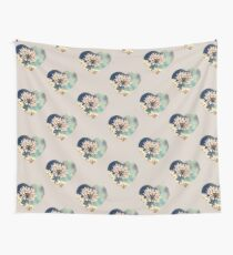 Queen Annes Lace flowers Wall Tapestry