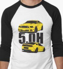 5.Oh Stang Baseball ¾ Sleeve T-Shirt