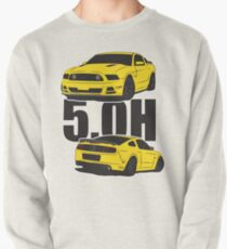 5.Oh Stang Pullover Sweatshirt