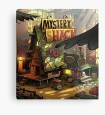 Mystery shack Metal Print