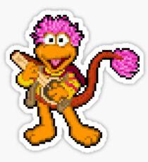 Down at Pixel Rock - Gobo Sticker