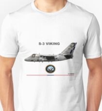 S-3 Viking Slim Fit T-Shirt
