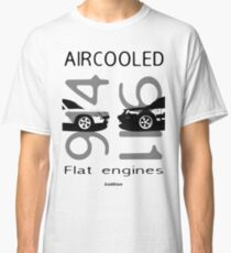 Aircooled flat6 engines Classic T-Shirt