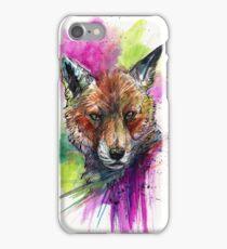 Cunning Mr Fox iPhone Case/Skin