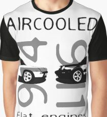 Aircooled flat6 engines Graphic T-Shirt