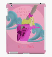 It's... Pink iPad Case/Skin