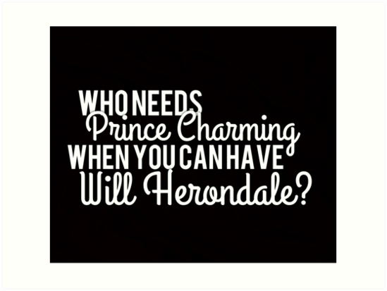 Prince Charming - Will Herondale by Inklings of Wonderland