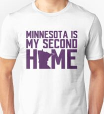 Minnesota Is My Second Home T-Shirt
