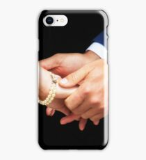 To Have and To Hold iPhone Case/Skin