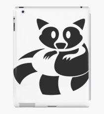 Raccoon Been Caught iPad Case/Skin