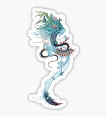 Journeying Spirit (ermine) Sticker