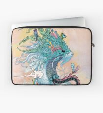 Journeying Spirit (ermine) Laptop Sleeve