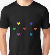 Seven Souls - Undertale *READ DESCRIPTION* Unisex T-Shirt