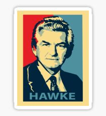 HAWKE'S HOPE Sticker