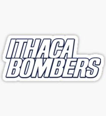 Ithaca College Bombers Sticker