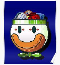 Egg Clown Car Poster