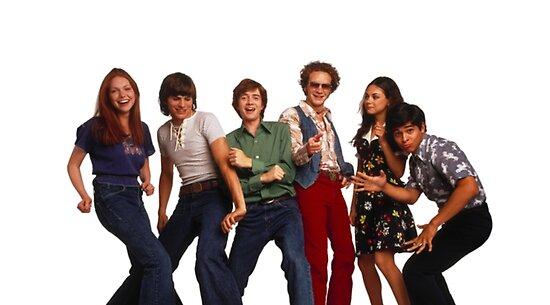Die 70er Show Bande von KangarooZach41