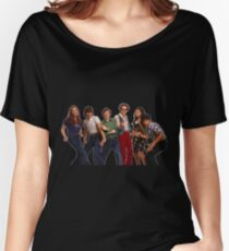 That '70s Show Gang Women's Relaxed Fit T-Shirt