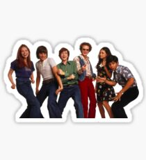 That '70s Show Gang Sticker