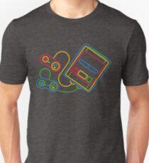 Camiseta ajustada Super Famicom