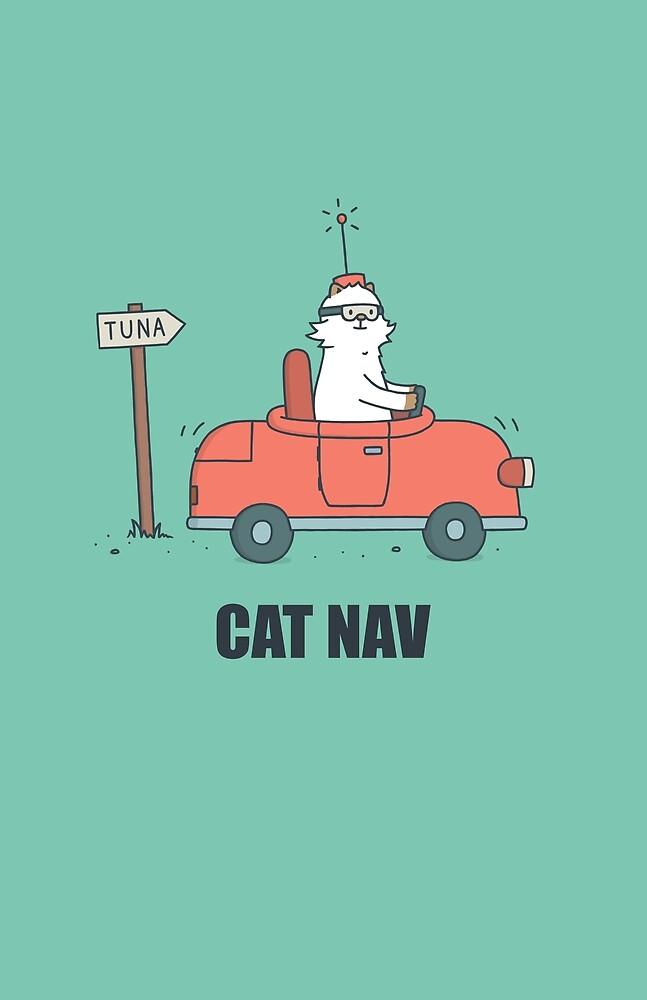 Cat Nav by Daniel Saunders