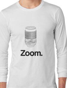 Zoom lens Long Sleeve T-Shirt