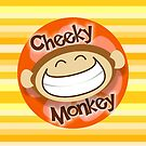 Cheeky Monkey by Milomax27