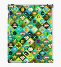Mario Collage iPad Case/Skin