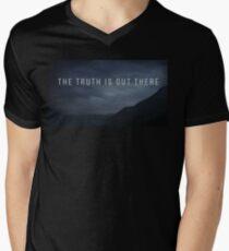 The Truth  Men's V-Neck T-Shirt