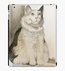 DOMESTIC CAT iPad Case/Skin