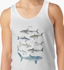Camiseta de tirantes Tiburones