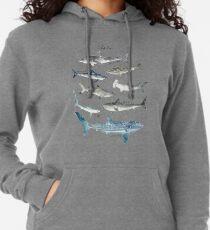 Sharks Lightweight Hoodie