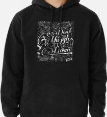 Don't let the Muggles get you down Pullover Hoodie