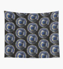 Police Box Wall Tapestry