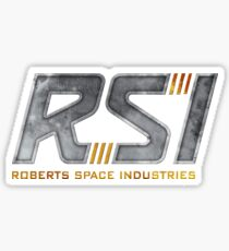 Robert Space Industries Sticker