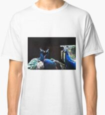Love in Peacocks Classic T-Shirt