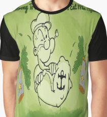 I Yam What I Yam Graphic T-Shirt