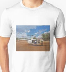 Bungle Bungles Helicopter T-Shirt