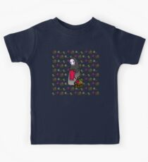 Crafts with No-Face Kids Tee